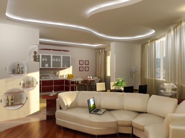 Дизайн интерьера в Днепропетровске
