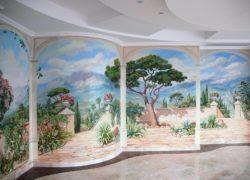роспись стен в Киеве