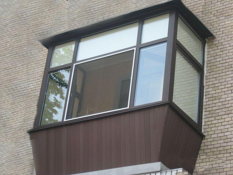 балконы под ключ Днепропетровск