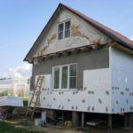 Строительно-монтажные работы - Утепление фасада в Киеве и Киевской области - 2