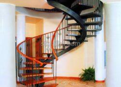 Строительно-монтажные работы - Изготовление и монтаж лестниц в Киеве и Киевской области - 8