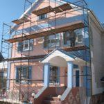 Строительно-монтажные работы - Утепление фасада в Киеве и Киевской области - 11