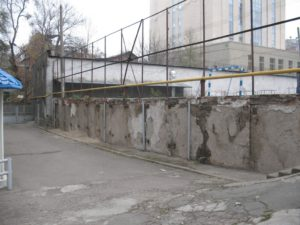 Наши работы - Реставрация Таможенной Академии - 5