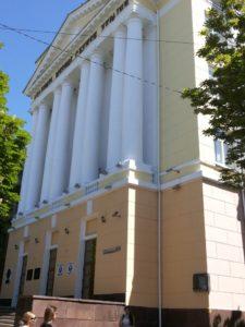 Наши работы - Реставрация Таможенной Академии - 9