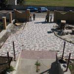 Наши работы - Тротуарная плитка - 1