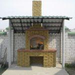 Наши работы - Камины и Барбекю - 33