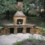 Наши работы - Камины и Барбекю - 23