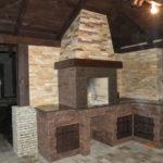 Наши работы - Камины и Барбекю - 1
