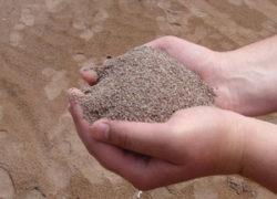 Строительные материалы - Речной песок - 4