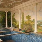 Внутренние отделочные работы в Киеве и Киевской области - Лепка и роспись стен в Киеве и Киевской области - 2