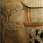 Наши работы - Фотографии наших работ по росписи стен и потолков - 4