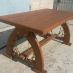 Наши работы - Садовая мебель - 3