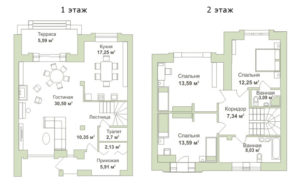 plan-townhouse-130