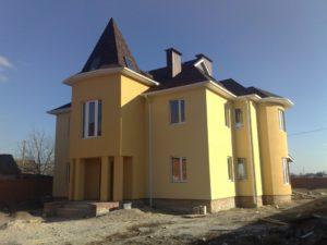 Наши работы - Утепление фасада - 10