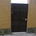 Наши работы - Ворота и калитки - 3