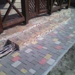 Наши работы - Тротуарная плитка - 9