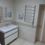 Наши работы - Ремонт в ванной комнате - 9