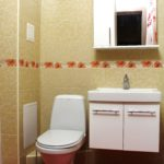 Наши работы - Ремонт в ванной комнате - 7