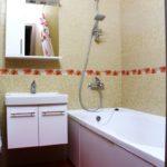 Наши работы - Ремонт в ванной комнате - 6