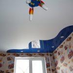 Наши работы - Натяжные потолки - 33