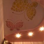 Наши работы - Натяжные потолки - 24
