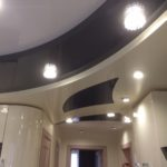 Наши работы - Натяжные потолки - 25