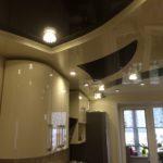 Наши работы - Натяжные потолки - 26