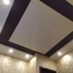 Наши работы - Натяжные потолки - 28
