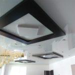 Наши работы - Натяжные потолки - 31