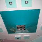 Наши работы - Натяжные потолки - 12