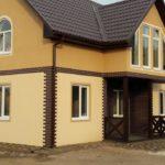 Наши работы - Каркасные дома - 1