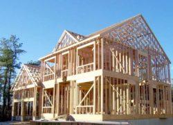 Наши работы - Каркасные дома - 4