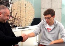 Видео благодарность - РСК АЛЬБА – отзыв дизайнера о сотрудничестве - 1